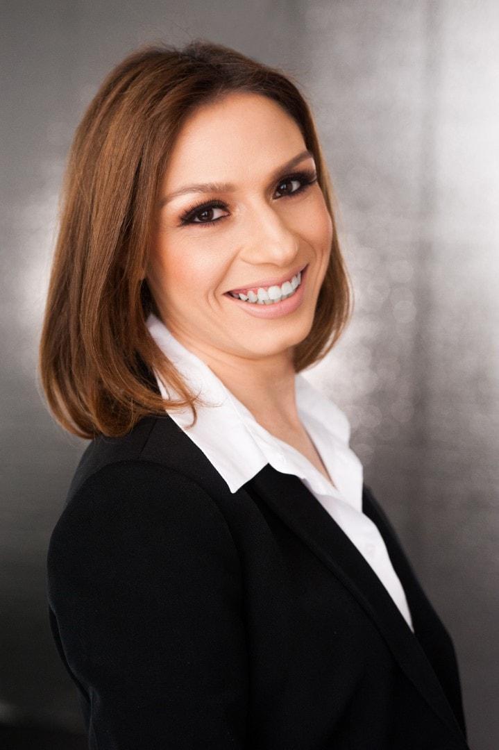 Lucy Oganyan, Administrative Coordinator
