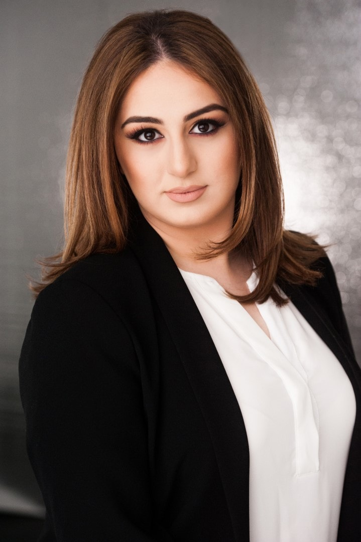 Legal Assistant, Suzy Shkhrdumyan